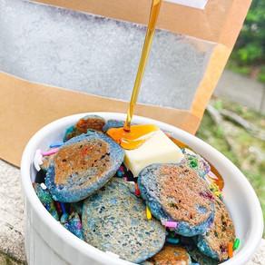 Funfetti Pancake Cereal (Gluten-Free)