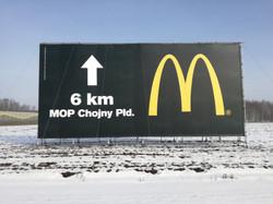 konstrukcja reklamowa