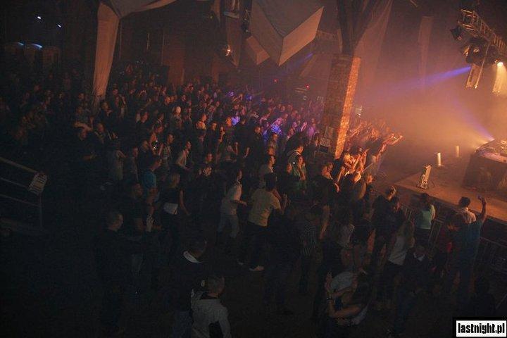 imprezy klubowe