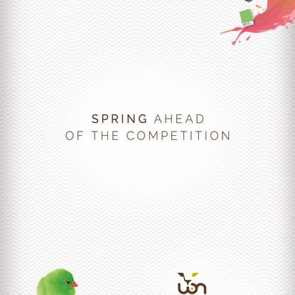 Agency Easter Card (back)