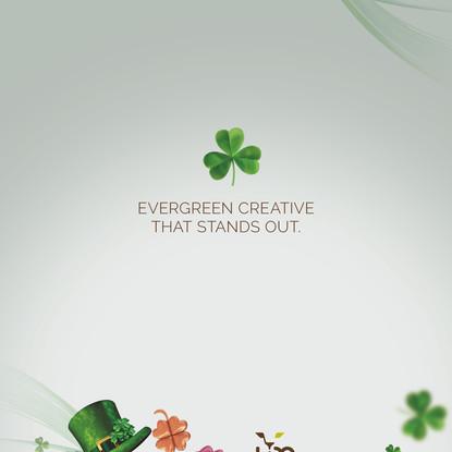 Agency St. Patrick's Card