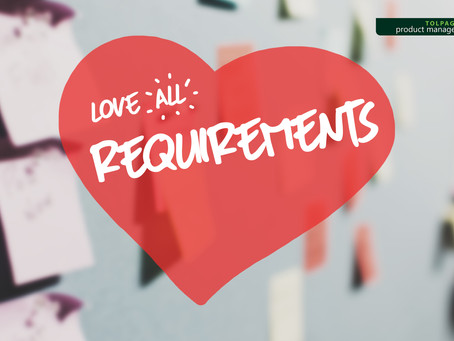 Love Has Requirements