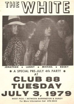 THE WHITE POSTER 1979