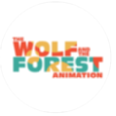 the wolf and the forest logo