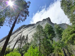 Middle Cathedral Rock, Yosemite