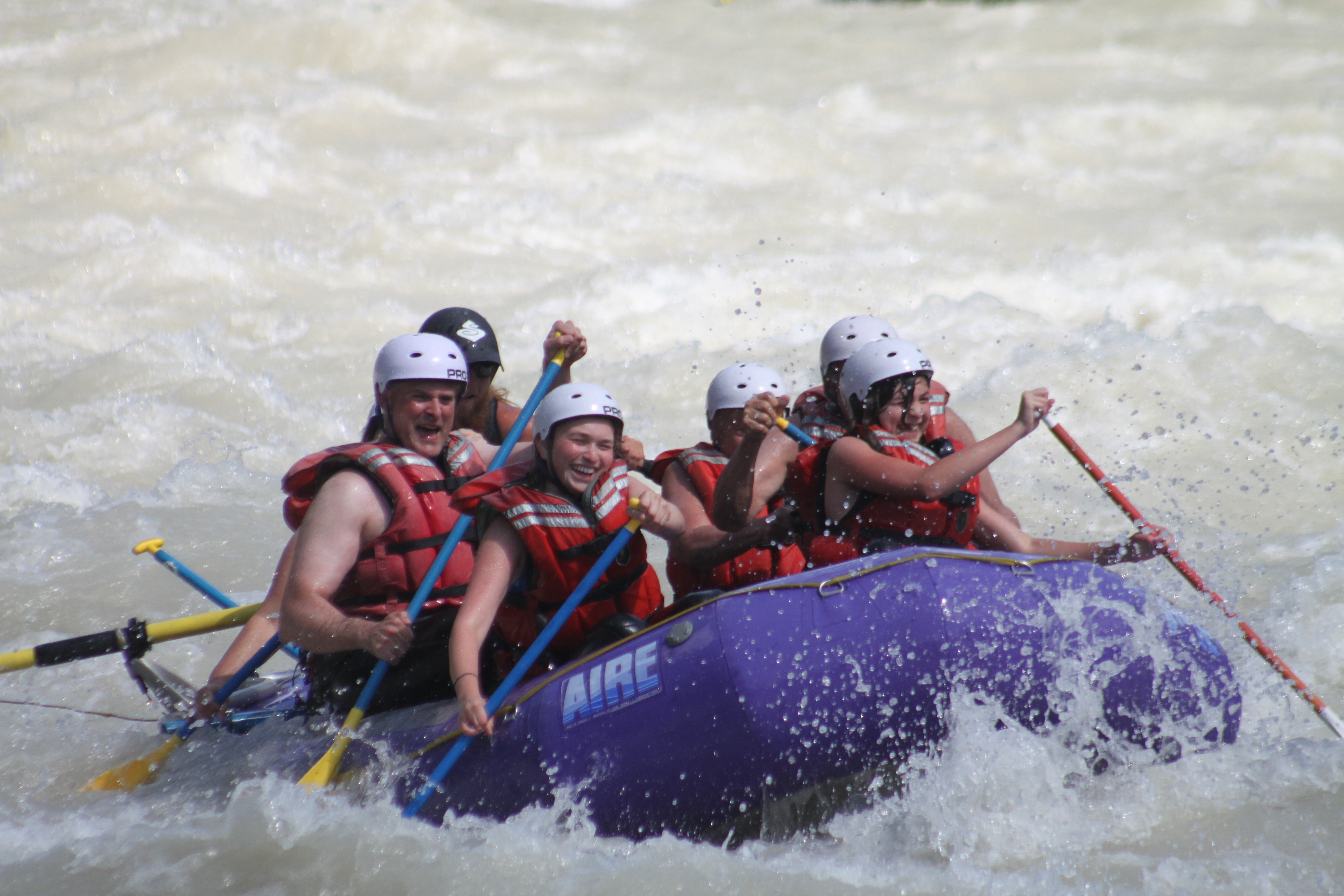 Athabasca River Fun