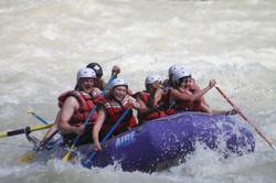 Athabasca River Fun
