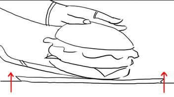 Burger Drop in