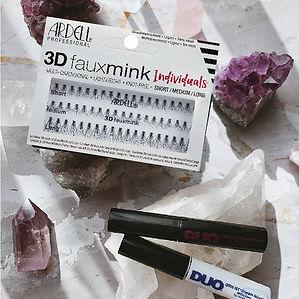 Ardell Einzelwimpern 3D Faux Mink Individuals