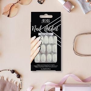 Ardell Nail Addict Natural Nails