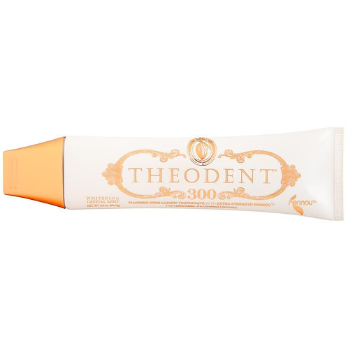 Theodent 300 Luxury Non-Toxic Toothpaste