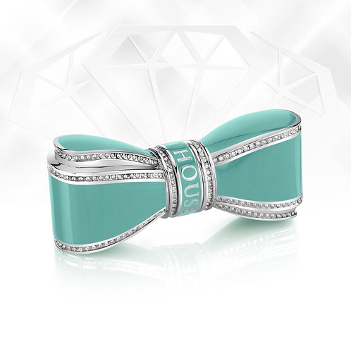 House Of SillageBow Lipstick Case - Teal