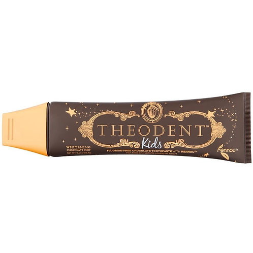 Theodent Kids Luxury Non Toxic Chocolate Toothpaste