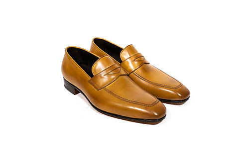 Ferrante 1875 Elegant Loafers