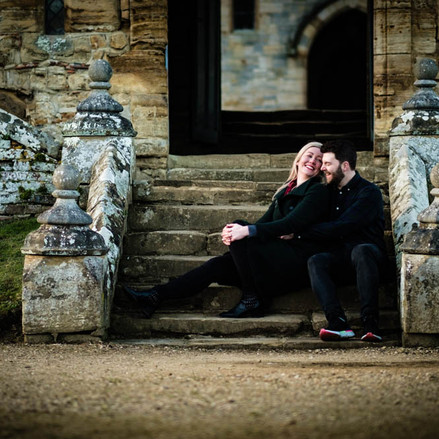 Penshurst Place Engagement Shoot