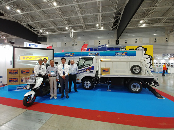 ジャパントラックショー、当社ブースへの沢山のご来場ありがとうございました。