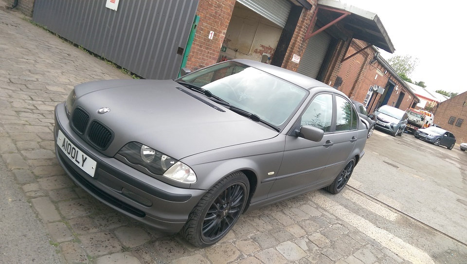 Change My Colour MATTE (Medium Car)