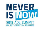 Eliese Lissner's work with ADL Summit Never is Now