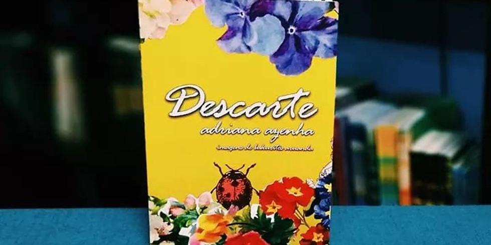 """Lançamento do Livro """"Descarte"""" na Semana Senac de Leitura"""