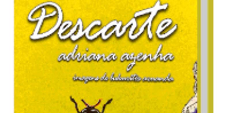 """Livro """"Descarte"""", de Adriana Azenha"""