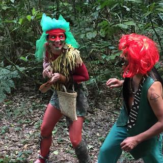Histórias e Brincadeiras em Paranapiacaba