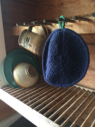 Blueberry Dishcloth