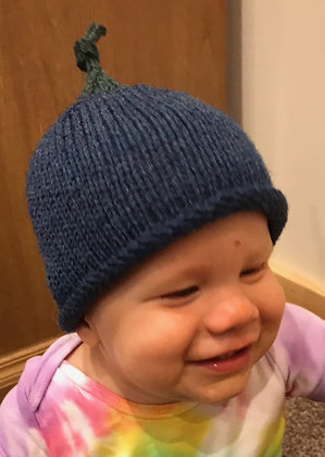 Blueberry Baby Beanie Kit