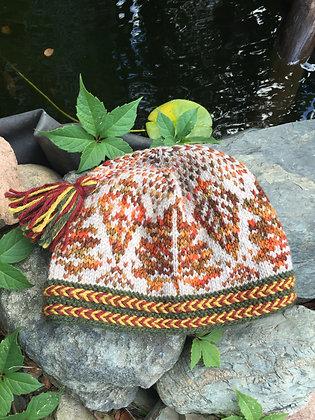 Autumn Leaves Hat