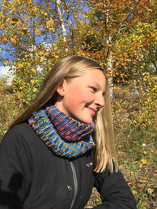 Simple Brioche Cowl