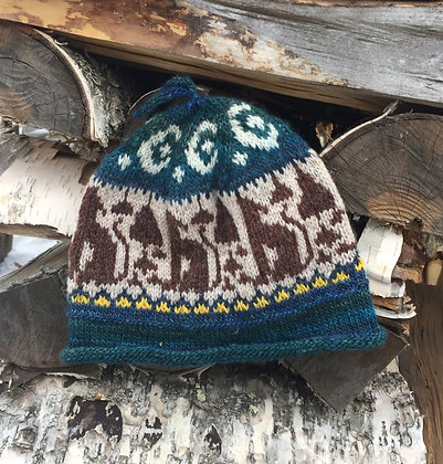 Wolf Hat Kit