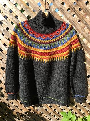 Sawtooth Mountain Sweater Kit