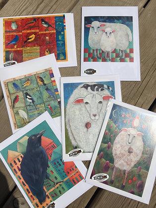 Lori Faye Bock Cards