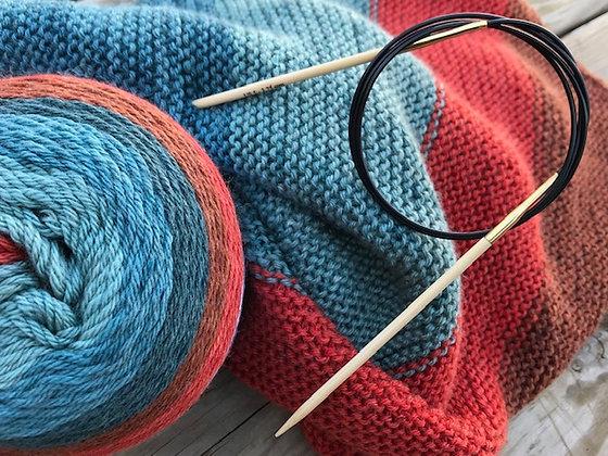 "Knitter's Pride Bamboo 32"" Circular"