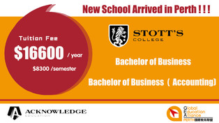 Course Introduction --- Stott' s College