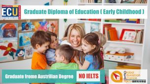 ECU Graduate Diploma of Education (Early Chilhood Studies)