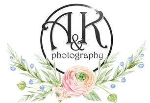 A & K Photography logo