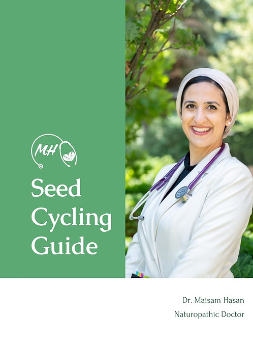 Seed Cycling Guide