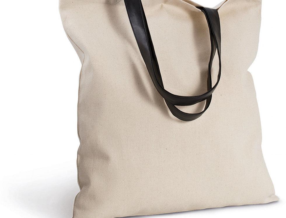 Tote Bag Premium con asas de polipiel