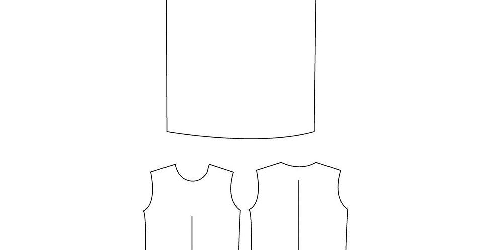 Patrón Camiseta Básica