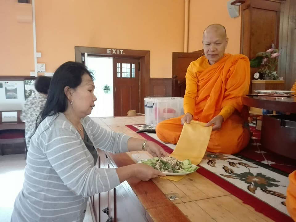 offer meal to monk8