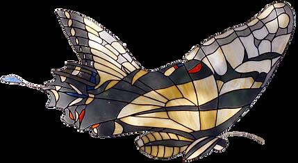 The Butterfly Field Logo