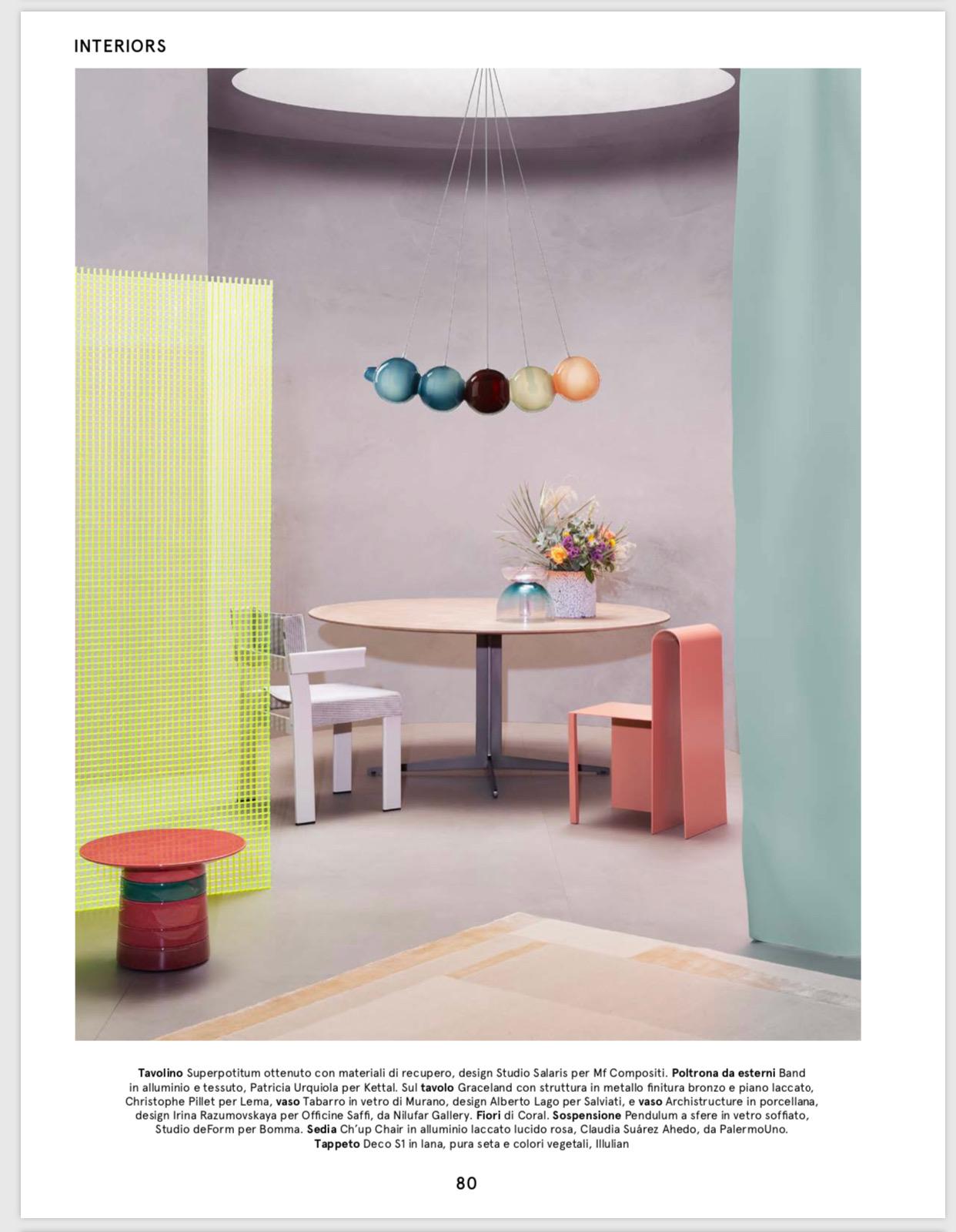 Living Corriere Magazine