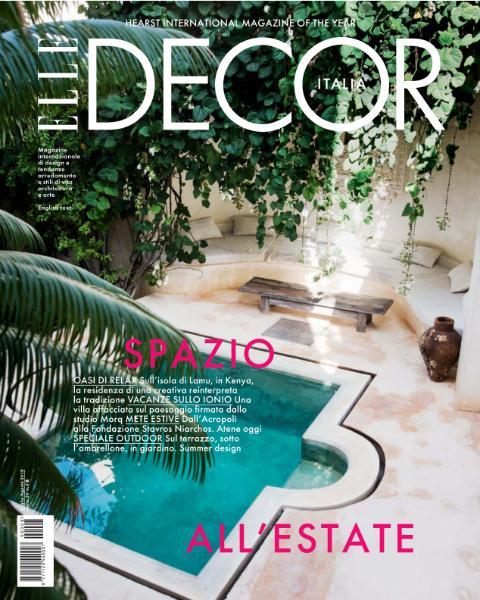 Elle Decor Italia Luglio-Agosto19