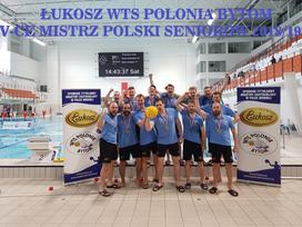Dwie wygrane Łukosza w Łodzi