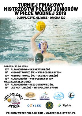Finał Mistrzostw Polski Juniorów 2019