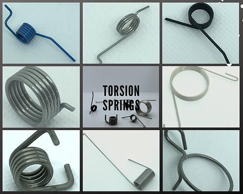 Custom Torsion Spring