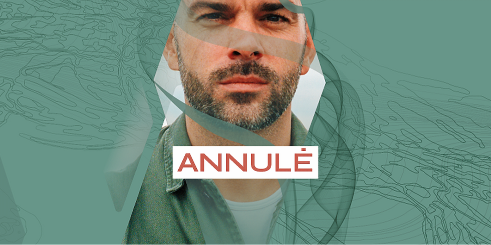 [ANNULÉ]DJ PONE + LA MENUISERIE