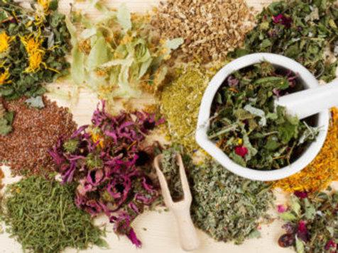 Customized Herbal Tea Blends