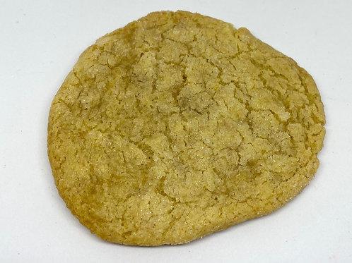 1/2 Dozen Vegan & Gluten Free Lemon Cookies