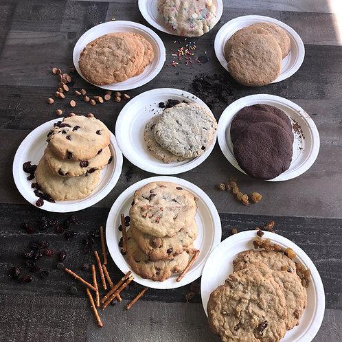 1 Dozen Mixed Cookies